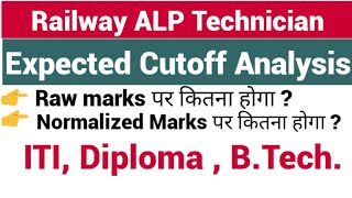 Railway ALP Technician CBT 2 Expected Cutoff after Answer key