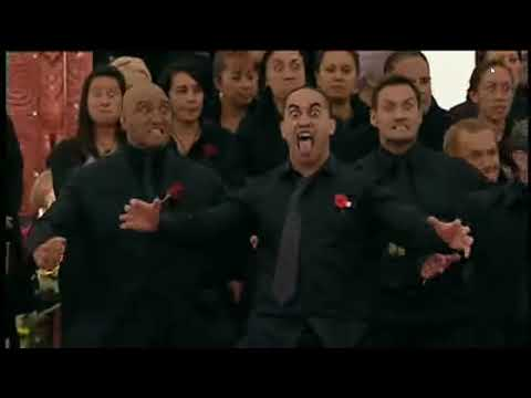 The Most Powerful Haka Ever