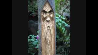Wood Spirit Carving Tutorial 3.wmv