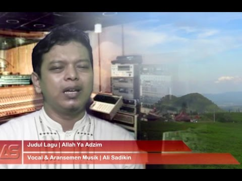 Song Hearts Cool  | Sholawat Nabi Makes Cry | Ya Allah Adzim | Ali Sadikin
