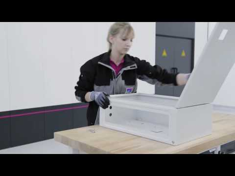 Rittal Laser Center Perforex LC 3015