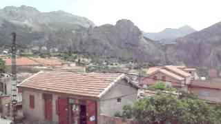 Le village Ahrik - Bouzeguene