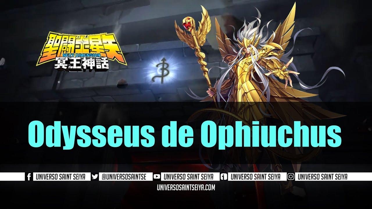 Odysseus de Ophiuchus -  END or NEXT