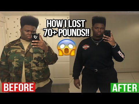 HOW I LOST 70 POUNDS IN MONTHS!! How To Lose Weight Fast