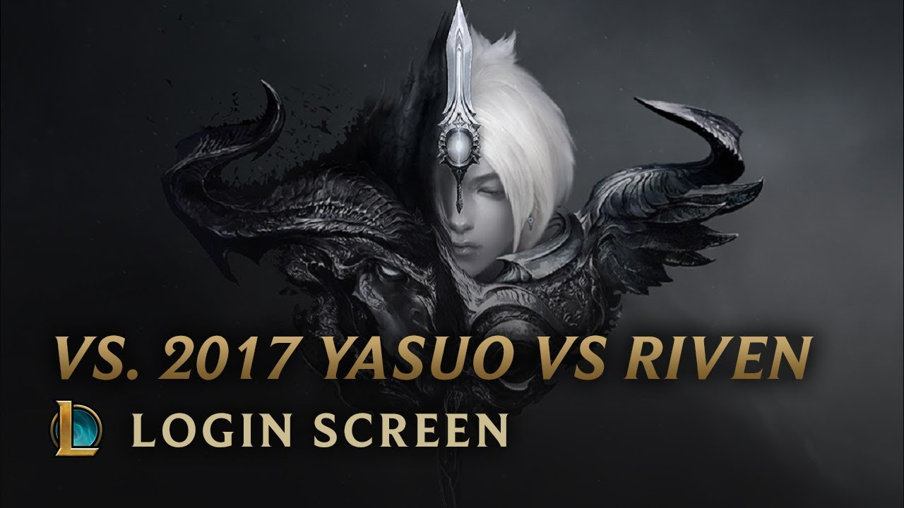 Yasuo x riven