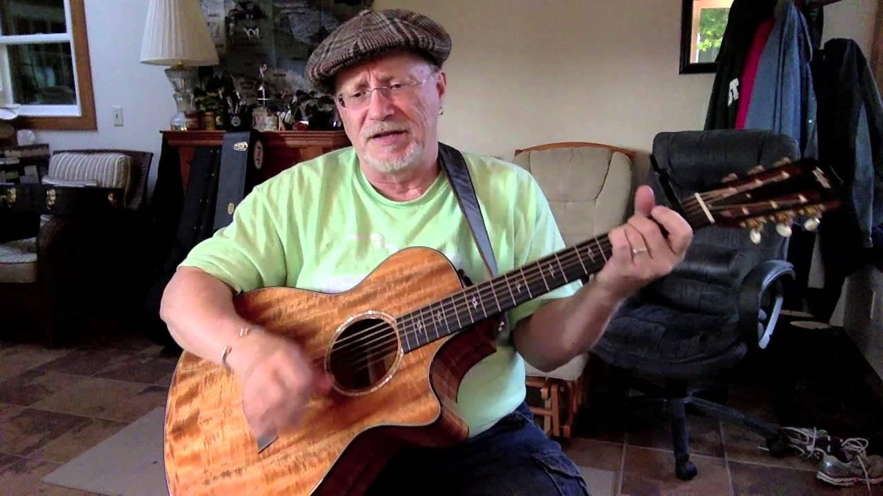 17b Babylon David Gray Cover With Guitar Chords And Lyrics Youtube