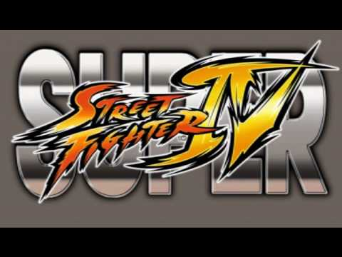 Super Street Fighter IV - Solar Eclipse Stage (Africa)
