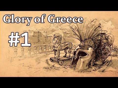 AOE:DE Campaign | Glory of Greece #1 | Claiming Territory