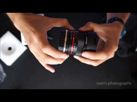 Fisheye Lenses - Comparison ( Samyang 8 Mm 2.8 Vs 3.5 )