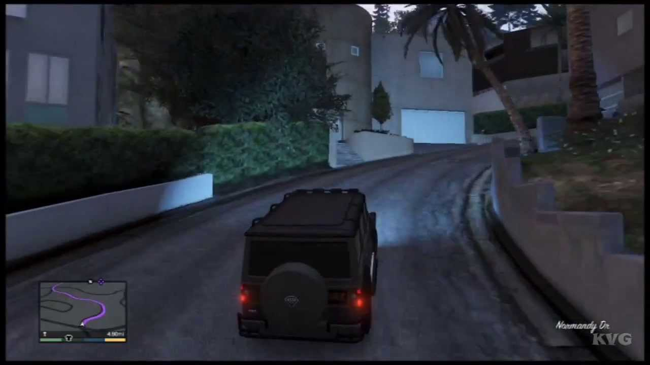 grand theft auto 5 - mercedes-benz g-class tuning car driving gameplay  hd
