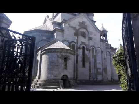 Ялта армянская церковь святой Рипсимэ