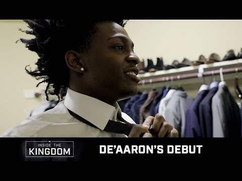 All Access: De'Aaron Fox's NBA Debut