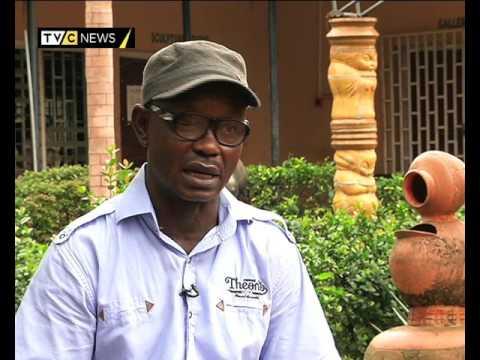 AFRICARTS | BENIN ARTS SCHOOL SCHOLARS | TVC NEWS