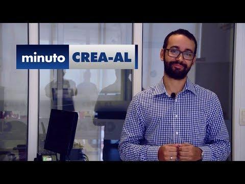 Minuto CREA-AL: Crea-AL traz especialista para falar sobre instabilidade nas encostas