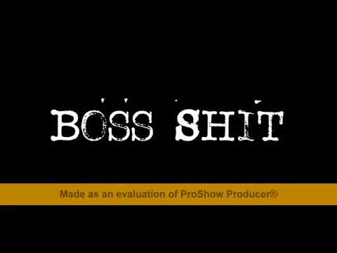 Boss shit majestik
