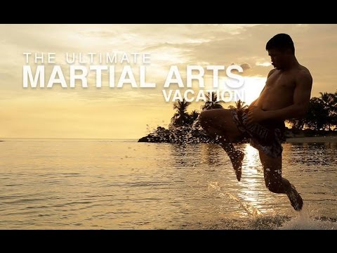 World's Most Awesome Martial Arts Vacation | Evolve Vacation