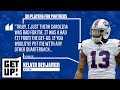 Jalen Rose reacts to Kelvin Benjamin's criticism of Cam Newton and Panthers | Get Up! | ESPN