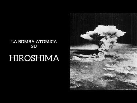 Bomba atomica su Hiroshima: il riassunto degli avvenimenti