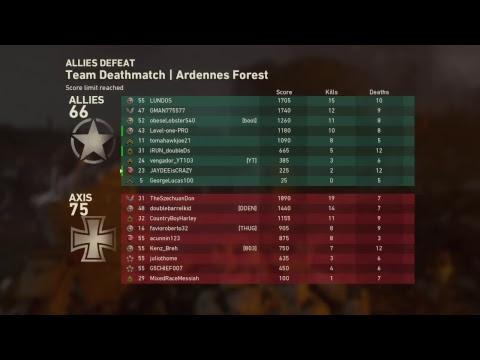 *New* Call of Duty WW2 BLITZKRIEG Double Xp