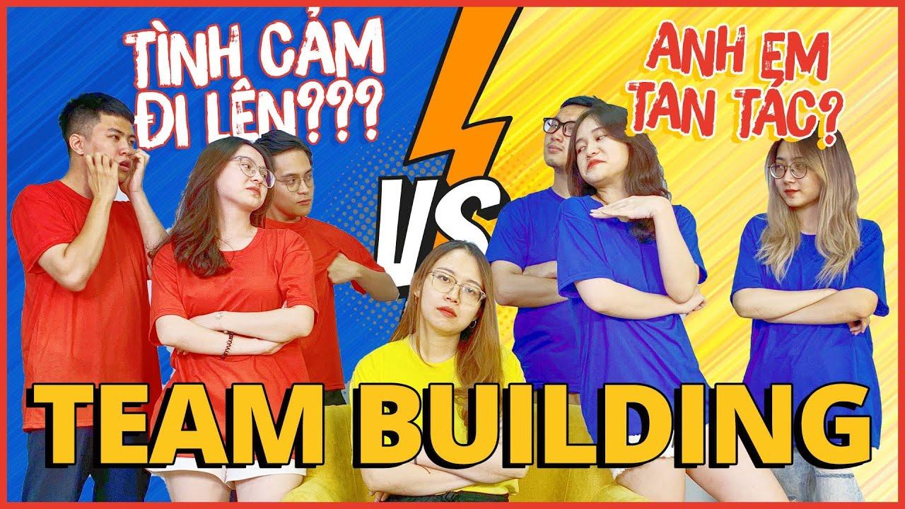 HNAG Team Building: TÌNH CẢM ĐI LÊN hay ANH EM TAN TÁC ???