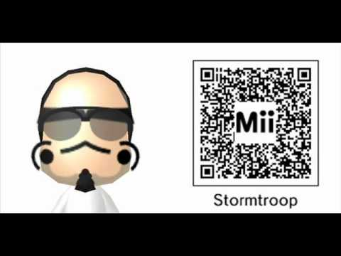 Nintendo 3DS Mii QR Code Thread - Is your body ready ...