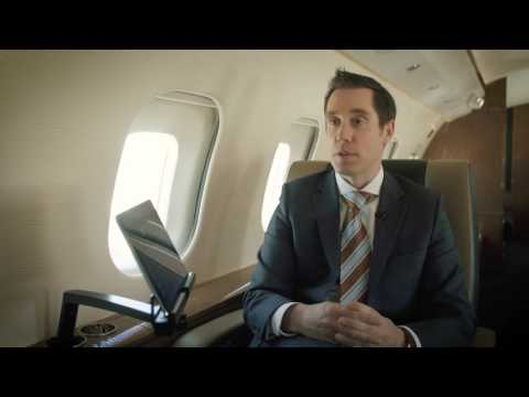 New Cabin Management System on Global 5000 and Global 6000 Aircraft
