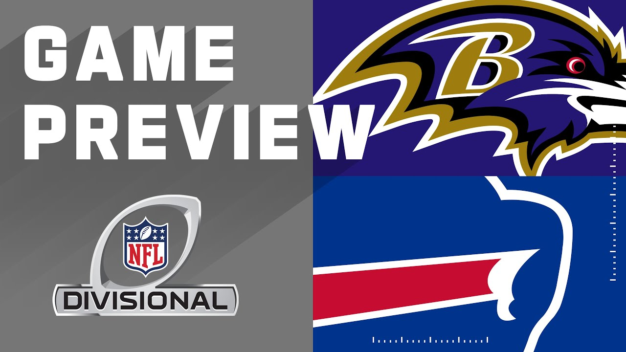 Baltimore Ravens vs. Buffalo Bills | NFL Divisional Round Preview - YouTube