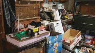 A clean sweep: Getting rid of your clutter