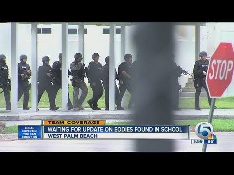 Two bodies found at Dreyfoos School of the Arts
