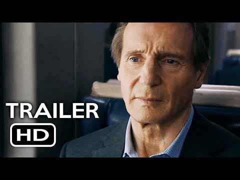 The Commuter Official International Trailer #1 (2018) Liam Neeson, Vera Farmiga Thriller Movie HD