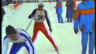 1984 Winter Olympics - Nordic Combined 15K Cross Country - Part 2