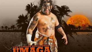 Umaga's theme song : Trible Trouble