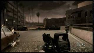 CGRundertow - CALL OF DUTY: MODERN WARFARE REFLEX EDITION for Nintendo Wii Video Game Review