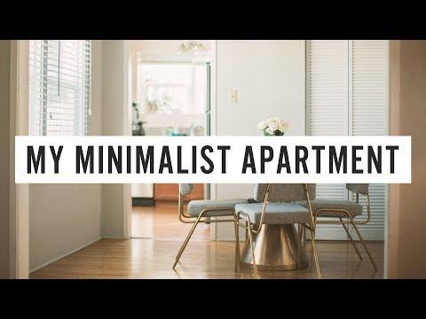 My Minimalist Apartment