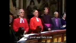 Westminster Abbey - All My Hope on God is Founded thumbnail