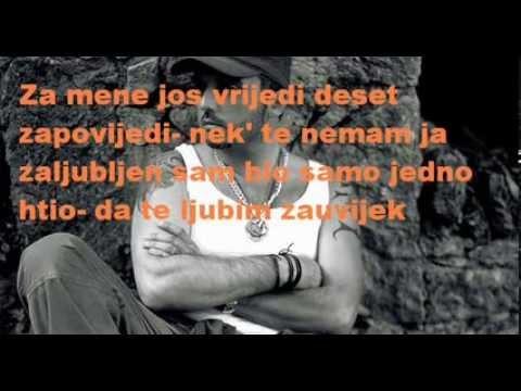 Toni Cetinski Mjesecar Tekst pjesme Lyrics   Peatix