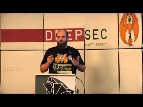 [DS15] The German Data Privacy Laws and IT Security   - Stefan Schumacher