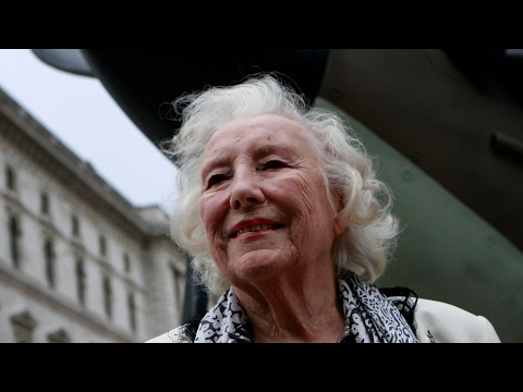 Famed British Singer Vera Lynn Turns 100 Years Old