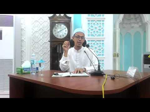 Ustaz Abdullah Hussein (Muhimmah JAN 2018)