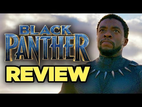 Black Panther REVIEW! Marvel's Biggest Game-Changer?