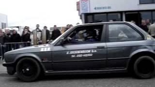 Carpulling Klaaswaal 2008 bmw Trouble Maker autotrek