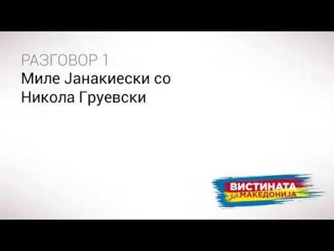 Вистинското лице на Груевски: Нарачува, руши и одмазни�...