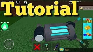 Gravity Gun (Tutorial) Construire un bateau pour le trésor ROBLOX