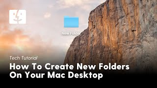 How To Create New Folders On Your Mac | Tech Tutorial