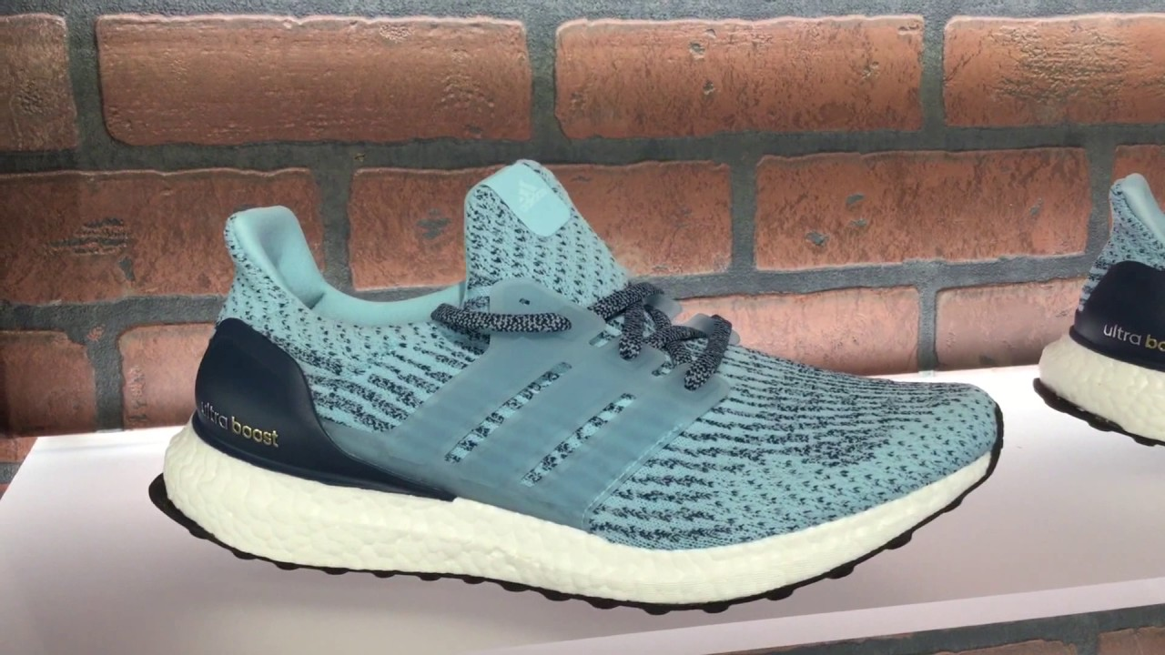 f7adef720ab Adidas Ultra Boost 3.0 Women s Running Shoe - Icey Blue Colorway SKU  S82055  RevUpSports.com