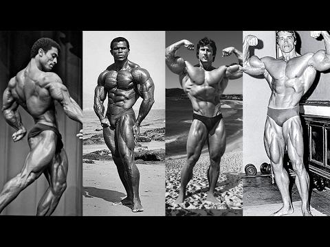 Top 10 Old School Classic Bodybuilders | Bodybuilding Motivation