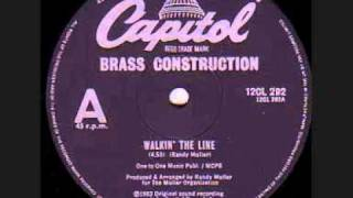 Brass Construction - Walkin