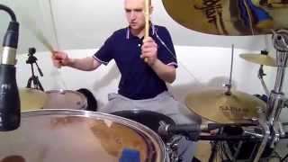 The Police - Roxanne (Drum Cover)
