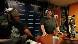 Ralphie May talks about dating Black women on #SwayInTheMorning