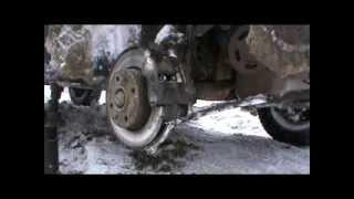 видео Утро на Зилиме. Утопили 2 машины Калина и Ваз 2110